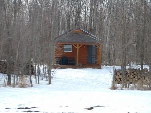 D-Build Cabin 95