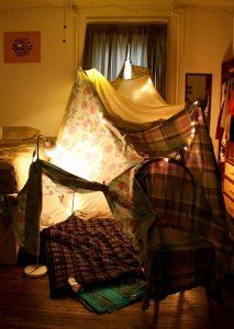 blanketfort