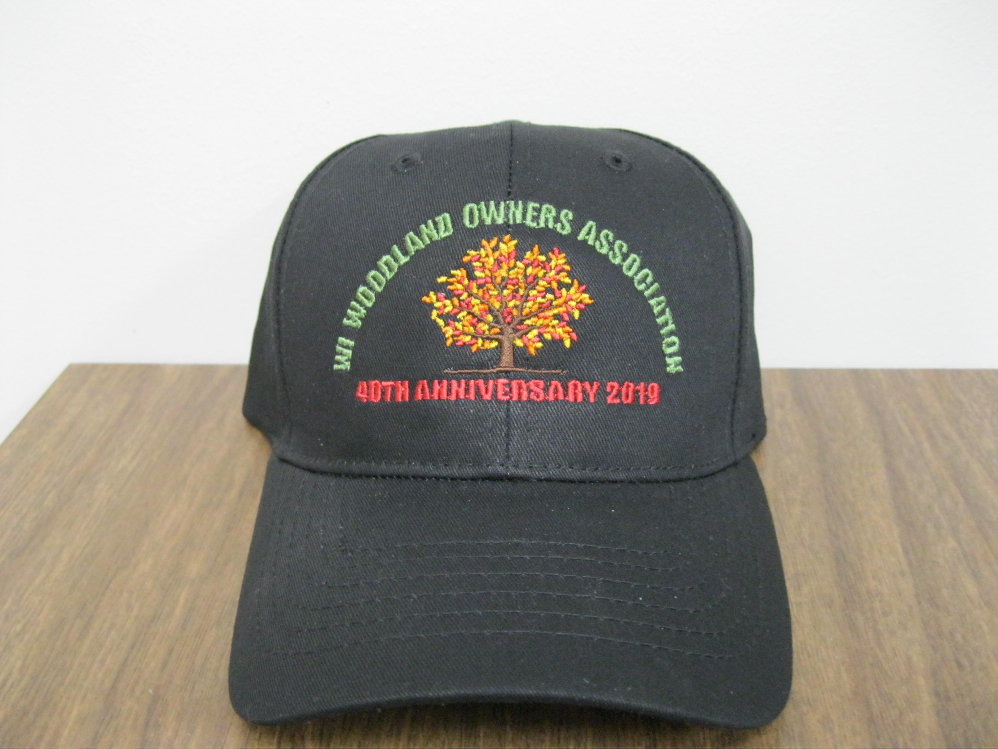 WWOA s 40th Year Anniversary Baseball Cap ... 4e5874bc1694